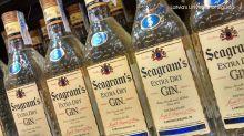 Drinking gin speeds up metabolism