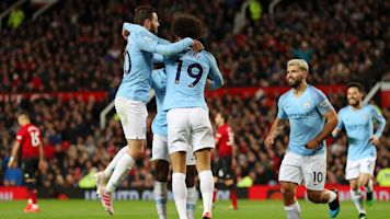 City leapfrogs Liverpool in chase for EPL title