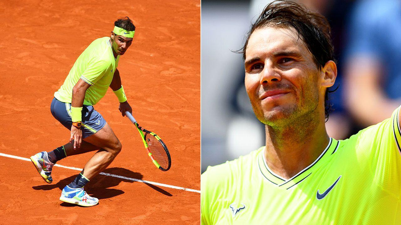 Rafa Nadal stuns fans in ridiculous French Open moment