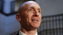 Ex-Trump campaign aide sues over Russia probe surveillance