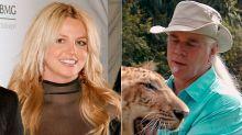 La conexión entre Britney Spears y 'Tiger King' que tiene loca a la red