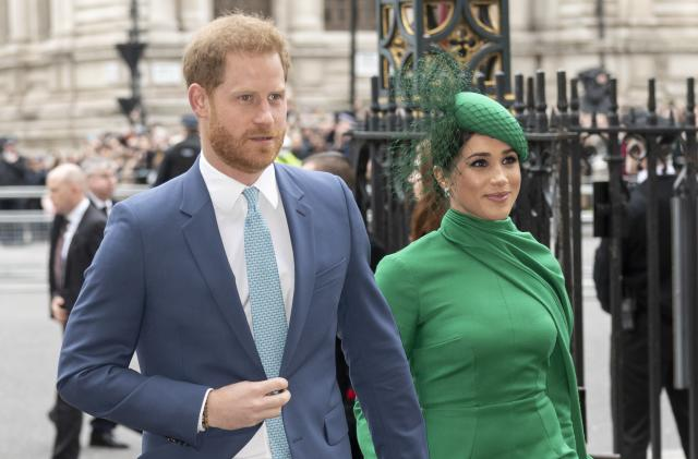 Prince Harry and Meghan Markle will produce content for Netflix