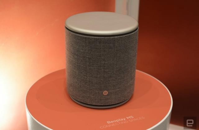 B&O will add Google Assistant to its connected speakers this year (updated)