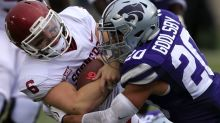 No. 9 Oklahoma scores touchdown with seven seconds left to beat Kansas State