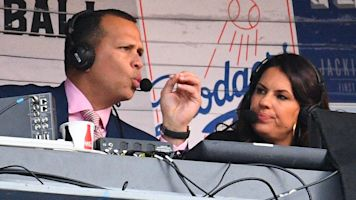 A-Rod will be solo analyst on 'Sunday Night Baseball'