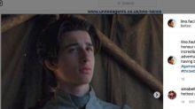 Así ha reaccionado el actor que da vida a Robin Arryn a su nueva fama