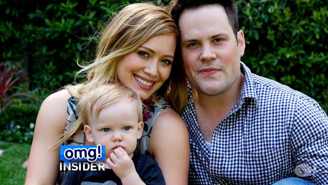 Hilary Duff on the Pains of Paparazzi-tracked Motherhood