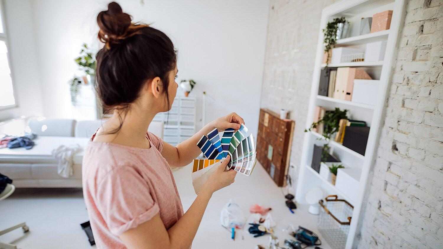 Over 80 Percent of Millennials Have Done a DIY Home Improvement Project During Pandemic Shutdown