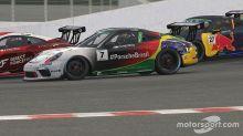 Jeff Giassi tem etapa difícil em Spa-Francorchamps pela Porsche TAG Heuer Esports Supercup