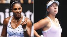 Serena Williams brutalises teen opponent in Australian Open masterclass