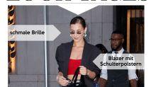 Look des Tages: Bella Hadid im Retro-Look