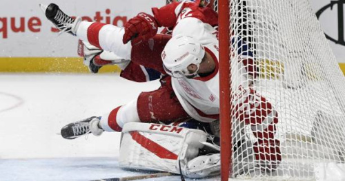 Hockey - NHL - NHL : Detroit privé de play-offs pour la première fois depuis 25 ans