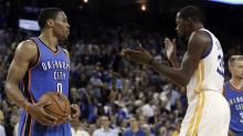 Russell Westbrook 'likes' those Thunder cats Kevin Durant dubbed 'not that good'