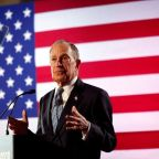 Bloomberg presidential campaign reports $409 million in total spending so far