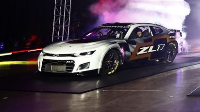 NASCAR officially reveals the 2022 Cup Series car