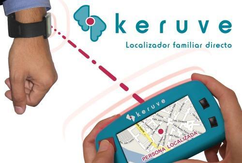 Keruve GPS locator promises to keep watch on Alzheimer's patients