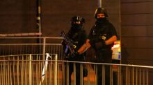 Suicide bomber kills at least 22, including children, at Ariana Grande concert in Britain