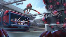 Disney unveils new Avengers, Spider-Man rides for Marvel park expansions