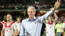 'They still remember': Wayne Bennett act that irks the Dragons