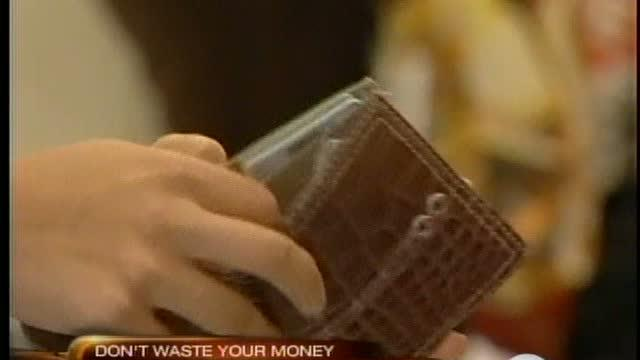 Don't Waste Your Money: Talking money with your honey