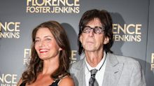 Paulina Porizkova denies Ric Ocasek felt 'abandoned' by her as his will stated: 'He didn't'