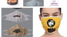 Lockdown 2.0: Designer masks, luxurious hand wash and sanitisers