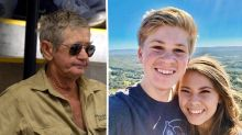 Steve Irwin's dad wants to see Bindi and Bob before he dies