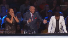 'DWTS' judges upset over double elimination: 'There's no justice here'
