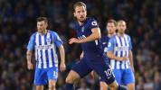 Kane scores but Spurs leave Brighton with draw