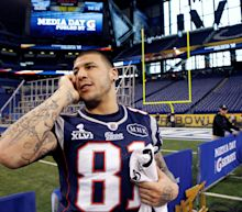 New Details About Aaron Hernandez's Prison Time Emerge
