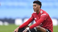 Manchester United to consult Marcus Rashford over shoulder surgery for striker