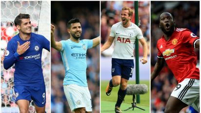 Who is the best striker in the Premier League?
