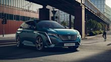 Peugeot reveals new 308 SW estate will start at £25,200