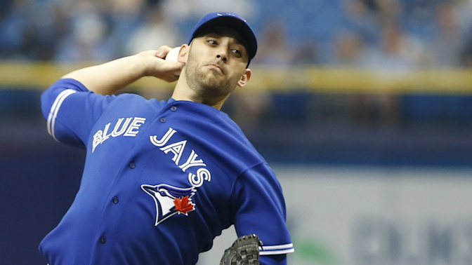 Jays, Estrada agree to 1-year, $13M deal: report