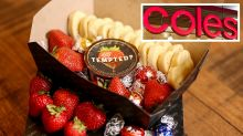 $12 Coles Valentine's Day platter you'll fall in love with