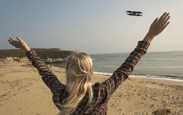 Skydio drops the price of its R1 follow-me drone to $1,999