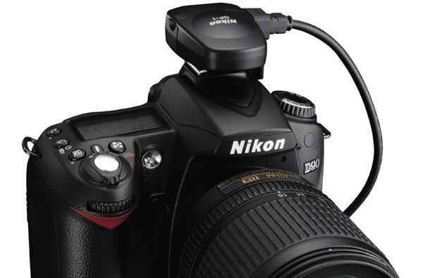 Nikon's geotagging GP-1 dongle now available