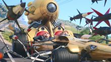 'Despicable Me 3': Watch Gru and Dru Take the Despicamobile Out for a Spin in Exclusive Clip