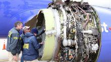 Southwest Says No Cracks Found in Latest Engine Safety Checks
