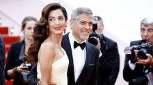 Happy Anniversary, George and Amal!