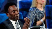 Pele is resting, not suffering exhaustion - spokesman