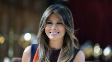 Melania Trump visits families affected by opioid crisis