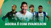 Evanilson pode entrar em seleto grupo. Relembre brasileiros que brilharam no Porto