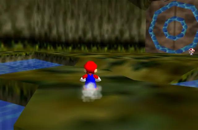 'Super Mario 64: Ocarina of Time' is the perfect Nintendo mashup