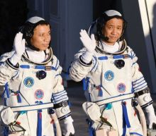 China space station: Astronauts record first 24 hours in space
