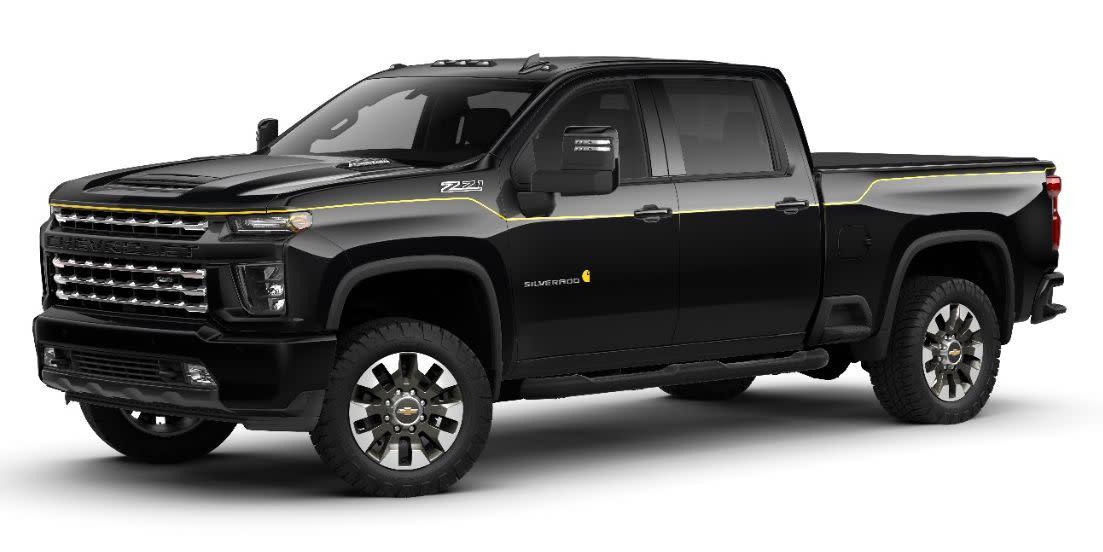 2021 Chevrolet Silverado HD Gets More Features, 36,000-LB ...