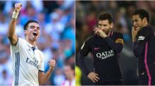 LaLiga: Advantage Madrid in the title race, Eibar the brave, Monchi's farewell while Barcelona implode
