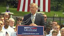 Lindsey Graham: 'I Want to Be President'