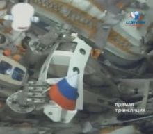 Russian spacecraft carrying robot fails to dock with space station