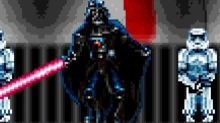 Darth Vader's Rogue One battle scene inspires recreations in 16 bit and Lego